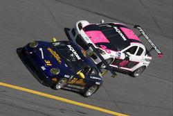 #31 Battery Tender MCM Racing Porsche GT3: Romeo Kapudija, Bob Michaelian, Jim Michaelian, Pepe Montano, #40 Dempsey Racing Mazda RX-8: Patrick Dempsey, Charles Espenlaub, Joe Foster