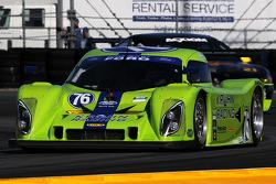 #76 Krohn Racing Ford Lola: Nic Jonsson, Darren Turner, Ricardo Zonta