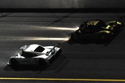#13 Beyer Racing Pontiac Riley: Jared Beyer, Jordan Taylor, Ricky Taylor, #16 Penske Racing Porsche Riley: Timo Bernhard, Ryan Briscoe, Romain Dumas