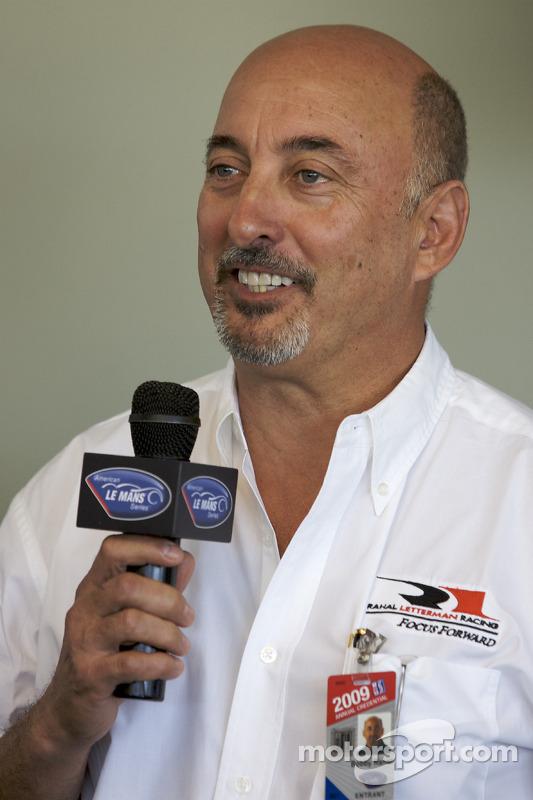 BMW Rahal Letternan press conference: Bobby Rahal