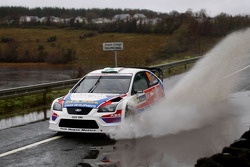 Aaron MacHale and Killian Duffy, Ford Focus WRC