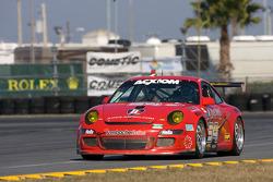 #64 JLowe Racing Porsche GT3: Jim Lowe, Jim Pace, Tim Sugden, Johannes van Overbeek