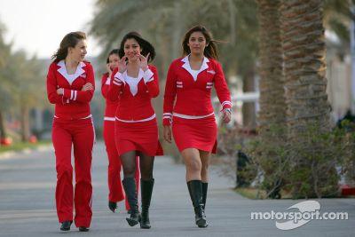 Asia: Bahrein