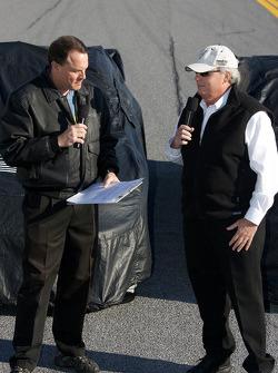 Hendrick Motorsports' 25th anniversary season car unveiling event: Rick Hendrick