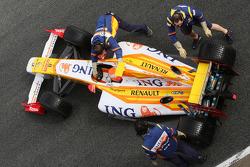 Нельсон Пике-мл., Renault F1 Team, R29