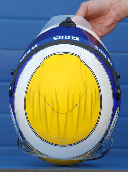 Helmet, Nico Rosberg, WilliamsF1 Team