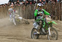 #699 Yamaha 450 4T: Julien Vandenhove