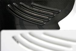 Brawn GP rear wing detail