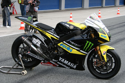 James Toseland Yamaha YZR-M1