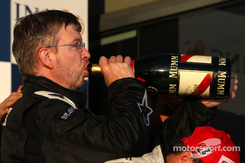 Ross Brawn, Brawn GP, Teamchef