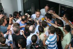 Martin Whitmarsh, McLaren-Mercedes
