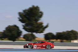#78 BMS Scuderia Italia Ferrari 430 GT2: Matteo Malucelli, Paolo Ruberti, Kenneth Heyer