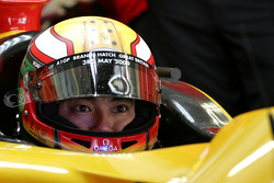 Ho-Pin Tung, driver of A1 Team China