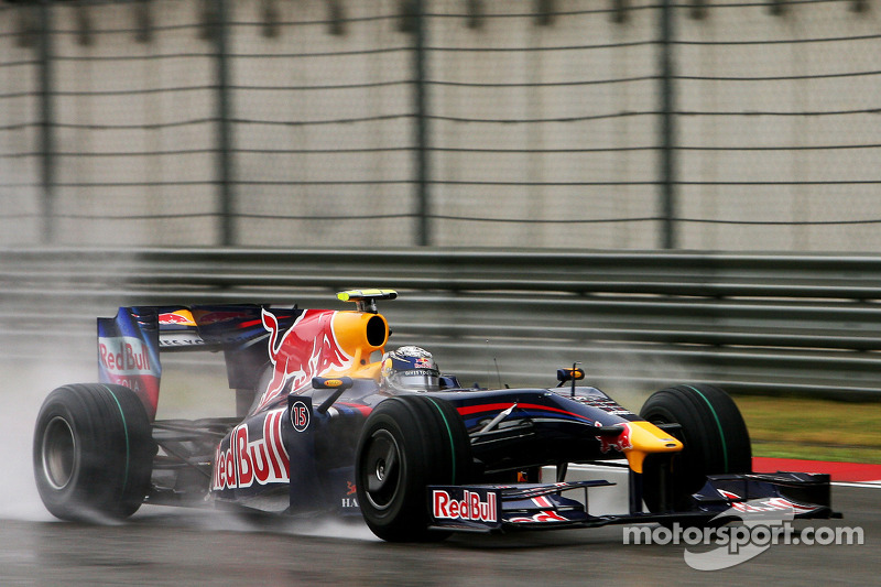 2009: Себастьян Феттель, Red Bull-Renault RB5