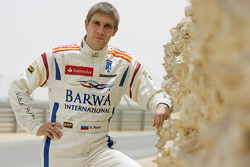 GP2 Asia title contenders photoshoot: Vitaly Petrov