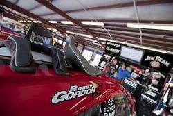 Detail of Robby Gordon Motorsports Dodge of Robby Gordon