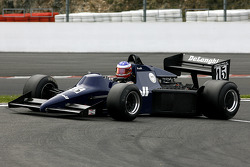 #15 Patrick D'Aubreby (F) Tyrrell 012-6, Ecurie Griffiths (formerly driven by Martin Brundle, 1983-84)