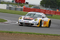 #61 Prospeed Competition Porsche 997 GT3 RSR: Darryl O'Young, Marco Holzer