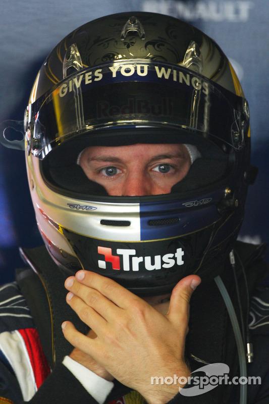 12. 2009: Гран Прі Малайзії (П1, П2), Іспанії (П3-Г), Туреччини, Великої Британії (П1, П2, К, Г), Угорщини, Японії (П1, П3-Г)