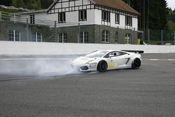 #79 Reiter Engineering Lamborghini Gallardo LP560: Albert Von Thurn und Taxis, Christophe Bouchut