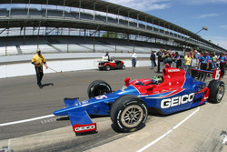 Paul Tracy, KV Racing Technology pulls out to qualify