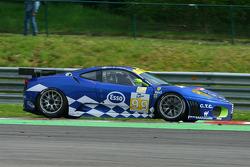 #99 JMB Racing Ferrari F430 GT: John Hartshorne, Manuel Rodrigues, Plamen Kralev