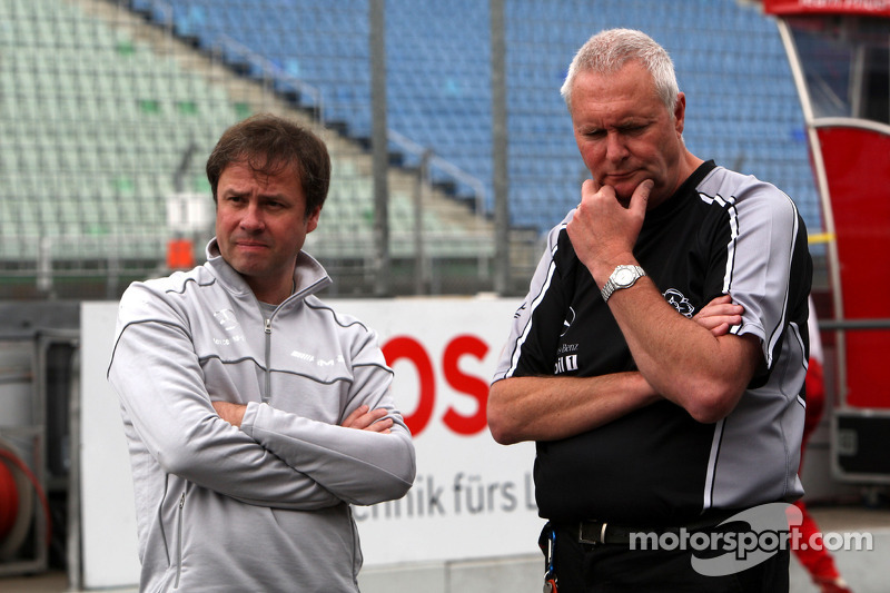 Gerhard Ungar, designer en chef pour AMG
