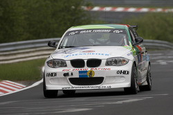 #61 Brunswick Automotive BMW 130i: Ric Shaw, Steve Borness, Anthony Robson, Robert Rubis