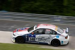 #140 Motorsport Arena Oschersleben BMW E90 620: Anders Buchardt, Nils Tronrud, Michael Auriemma, John Mayes
