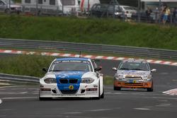 #137 GRC Racing BMW 120d: Jacob Thomsen, Harald Nordeng, Dirk Hemmersbach, David Carballeda