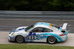 #23 Porsche 997 GT3 Cup: Willie Moore, Bill Cameron, Calum Lockie