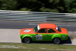 #317 Ford Escort: Thomas Frohlingsdorf