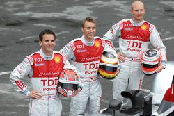 Romain Dumas, Timo Bernhard, Alexandre Prémat
