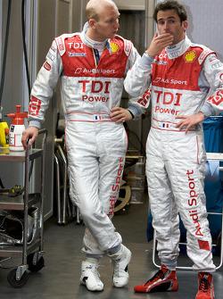 Alexandre Prémat and Romain Dumas