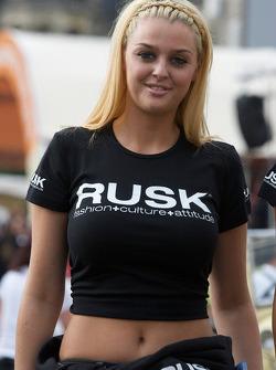 A charming Rusk girl