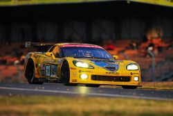#63 Corvette Racing Corvette C6.R: Johnny O'Connell, Jan Magnussen, Antonio Garcia