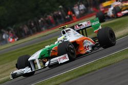 Giancarlo Fisichella, Force India F1 Team, VJM02