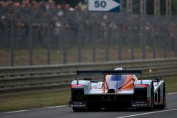 #007 AMR Eastern Europe Lola Aston Martin: Stefan Muecke, Jan Charouz, Tomas Enge