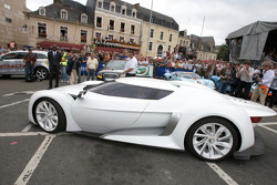 Bell & Ross Supercars: Citroën GT Concept Car