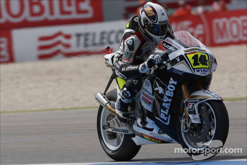 GP de Holanda 2009: Randy De Puniet (7º)