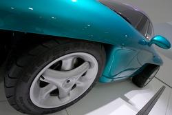 1989 Porsche Studie Panamericana detail