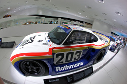 1986 Porsche 961