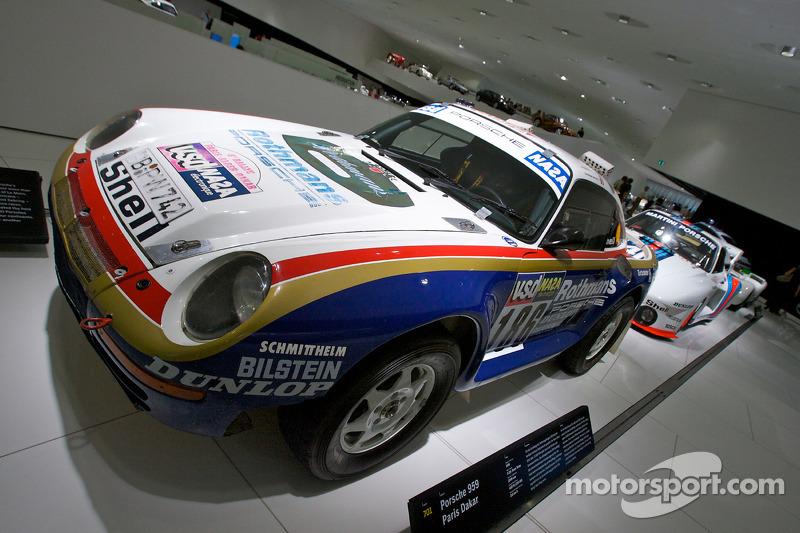 1986 Porsche 959 Paris Dakar