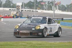 #34 Orbit Racing Porsche GT3: John McMullen, Lance Willsey