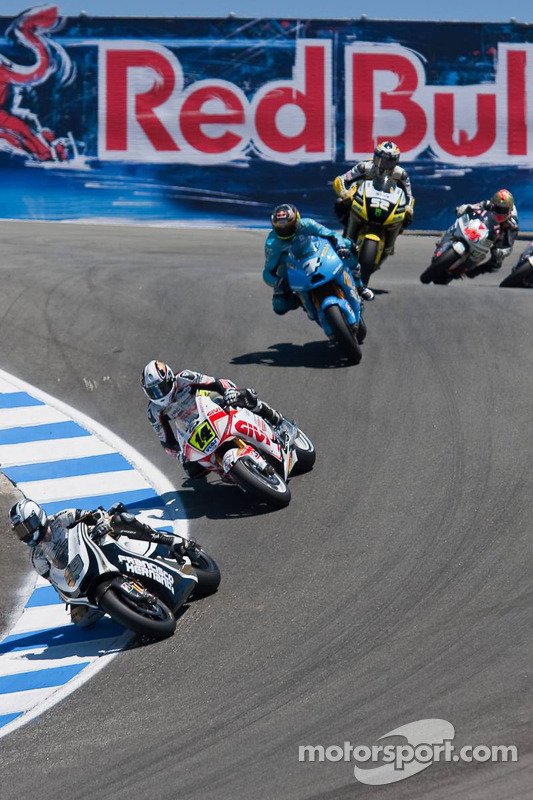 Sete Gibernau, Grupo Francisco Hernando, Randy De Puniet, LCR Honda MotoGP, Chris Vermeulen, Rizla Suzuki MotoGP