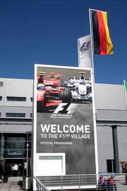 Facilities around the Nurburgring