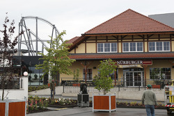The Nurburger restaurent, New development and facilities around the Nurburgring