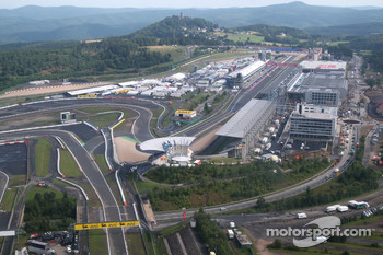No money for the Nurburgring beyond 2016