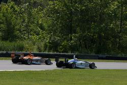 Max Lefevre, Condor Motorsports and Michael Nacol, Jensen MotorSport