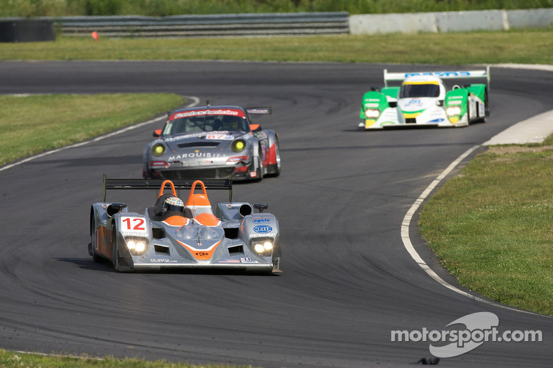 #12 Autocon Motorsports Lola B06/10 AER: Tony Burgess, Chris McMurry